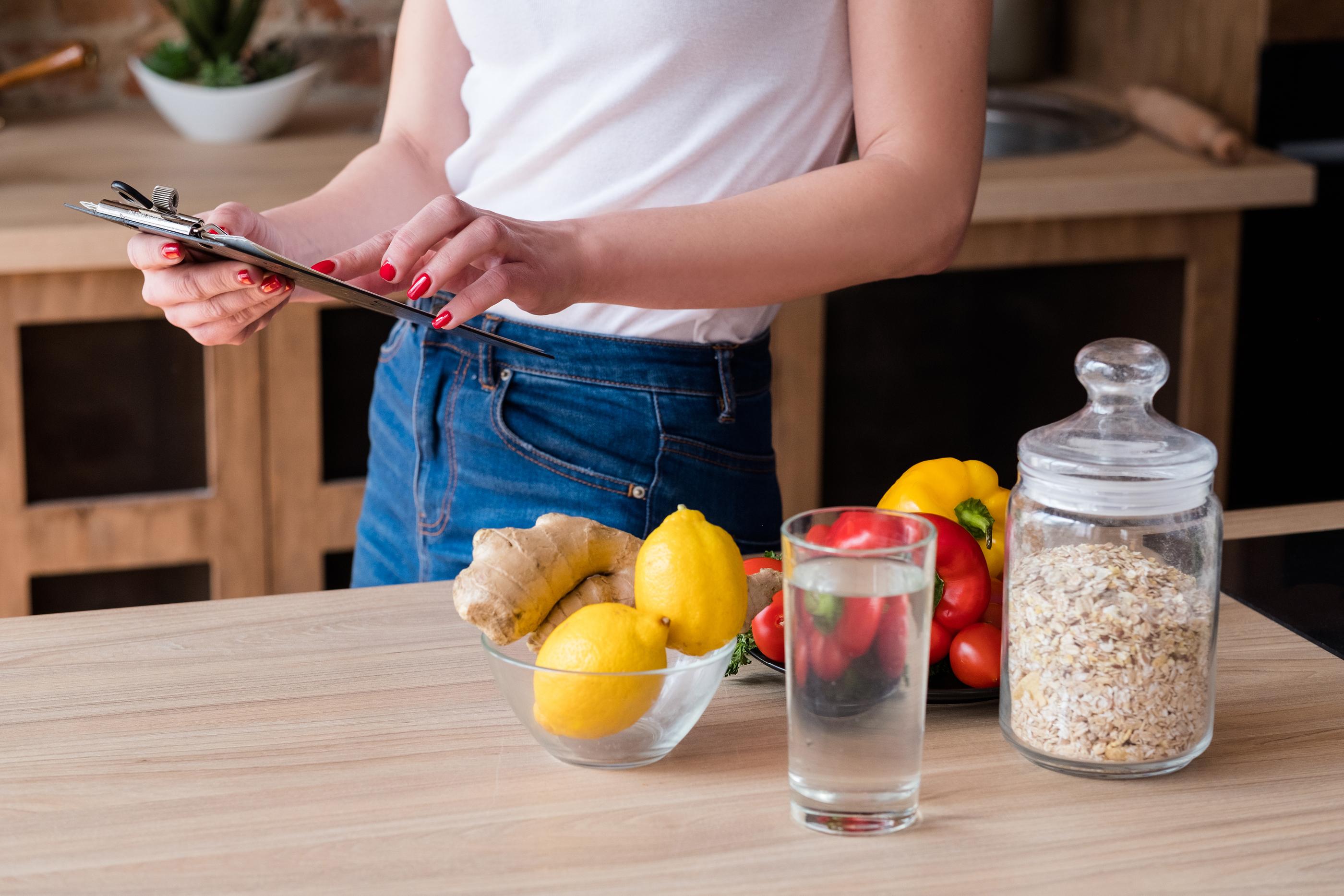 Principales factores de éxito en la baja de peso