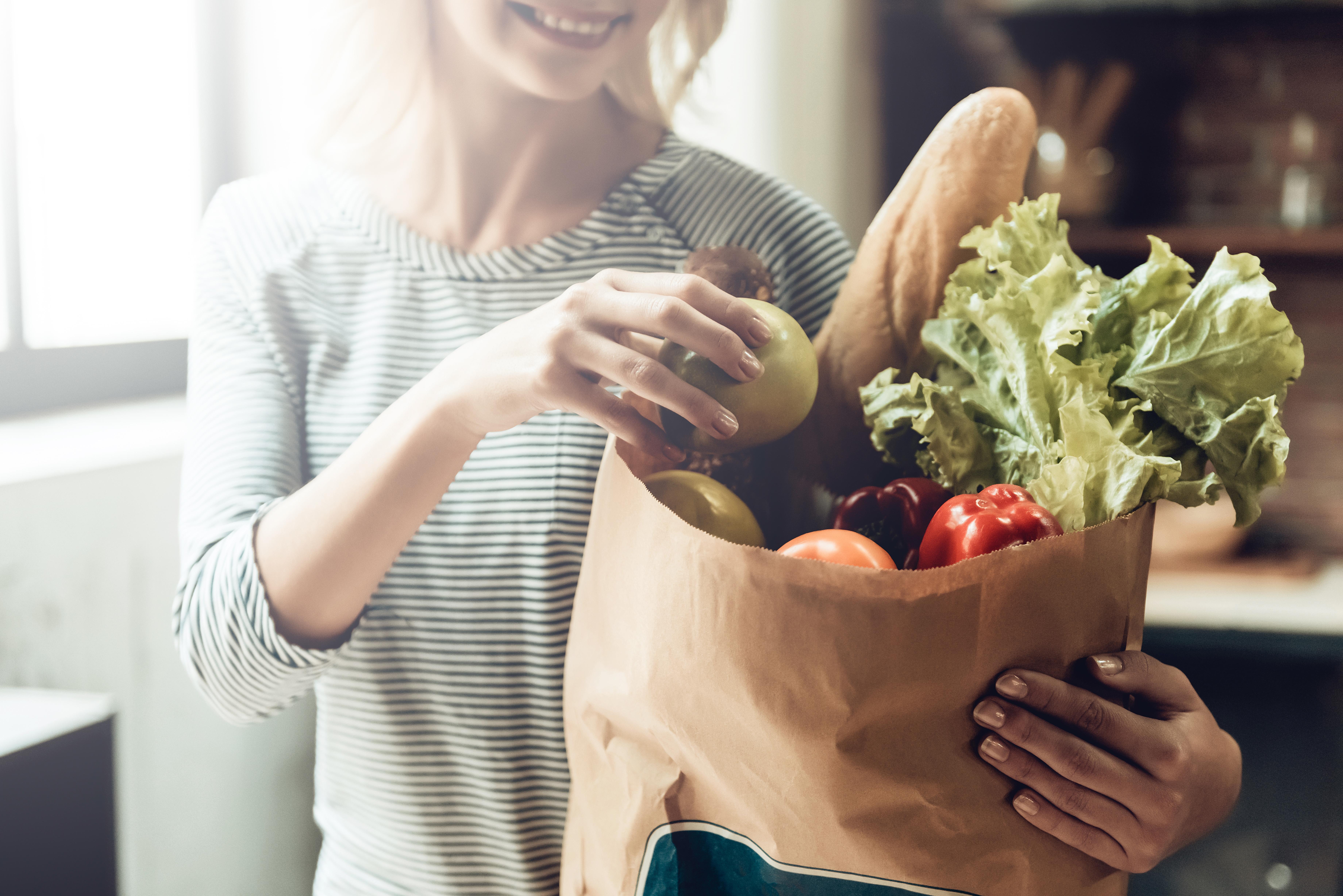 Tips para tener una despensa saludable