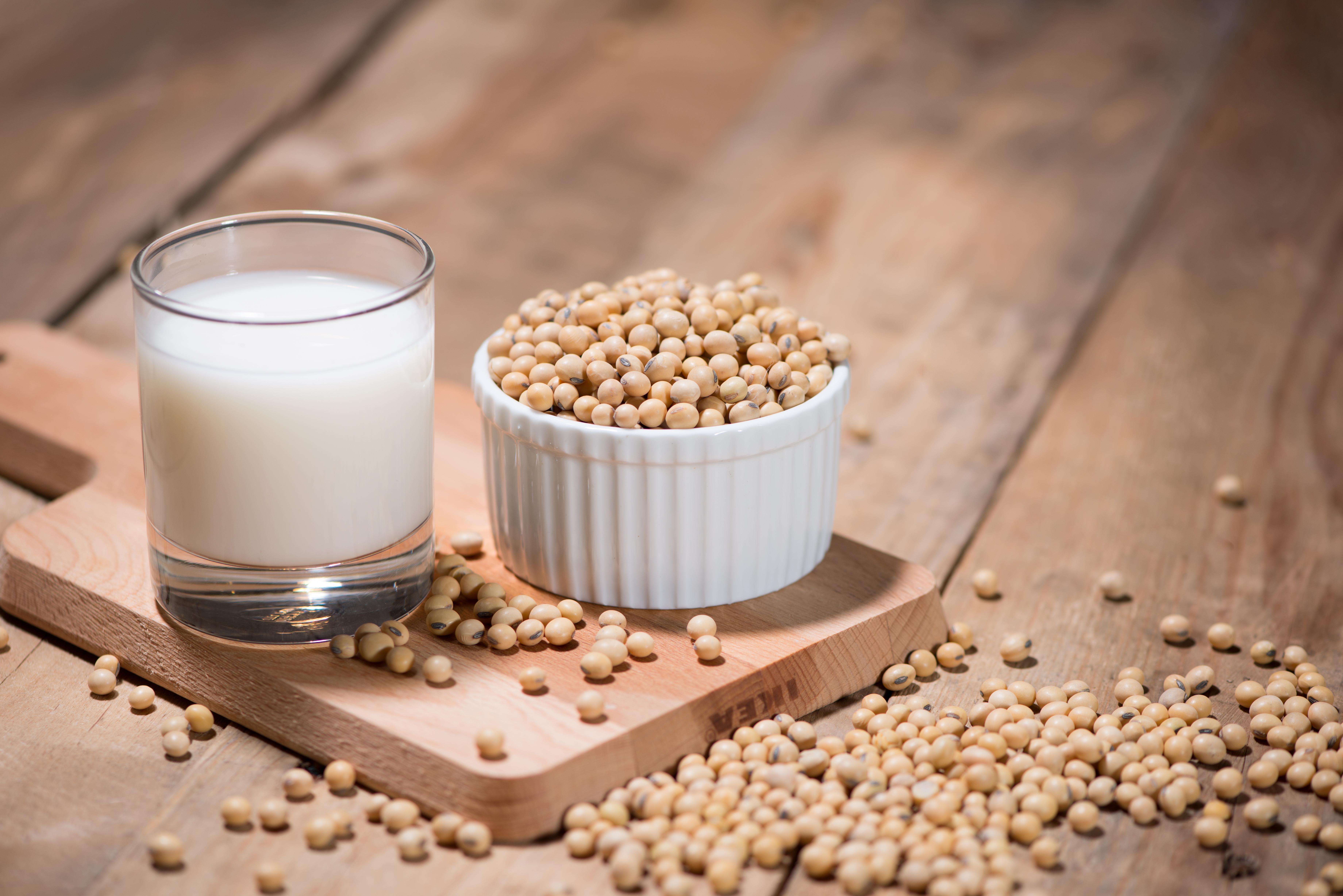 Consumo de soya y sus efectos en la salud