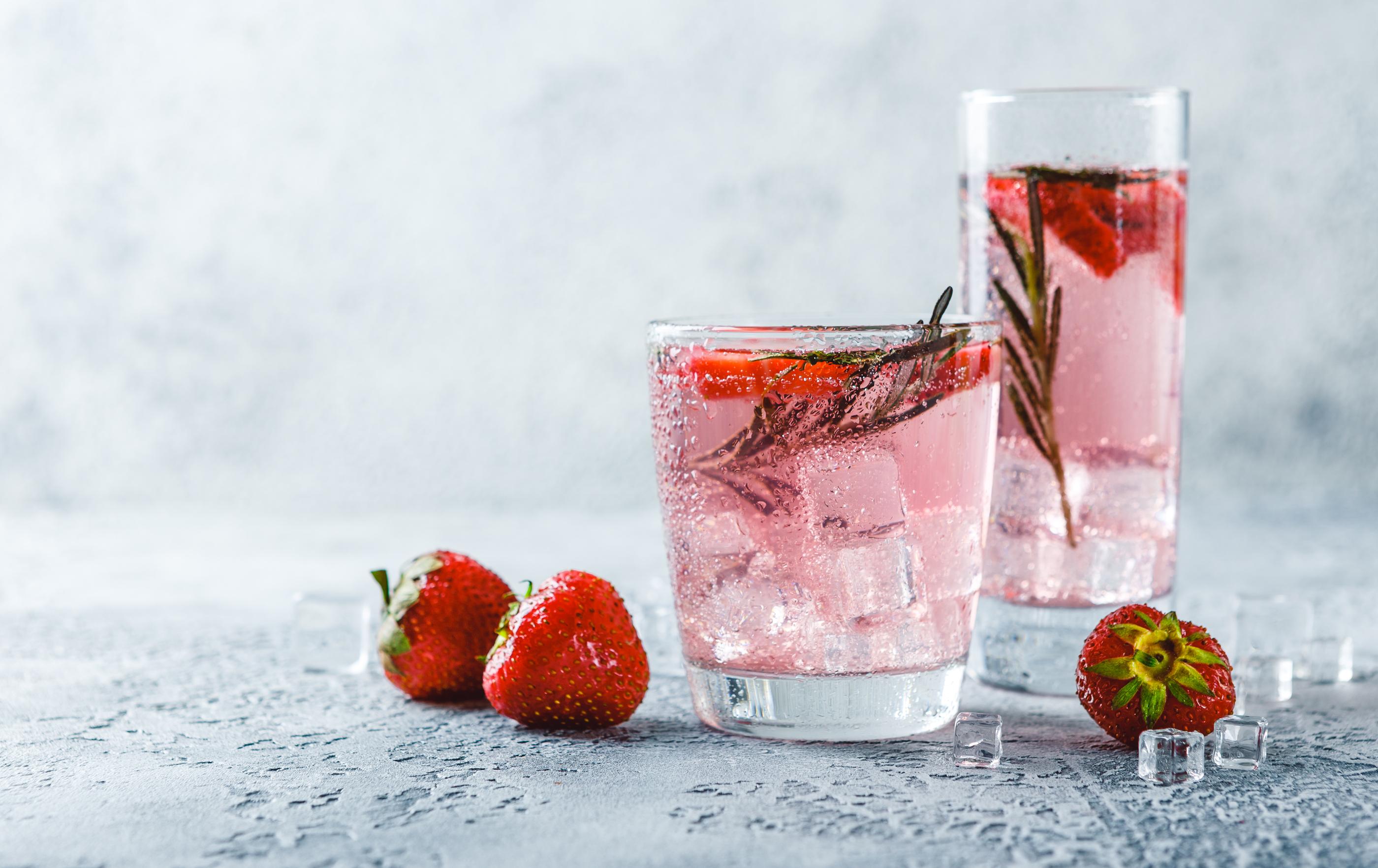 Cócteles sin alcohol: menos calorías, igual de ricos