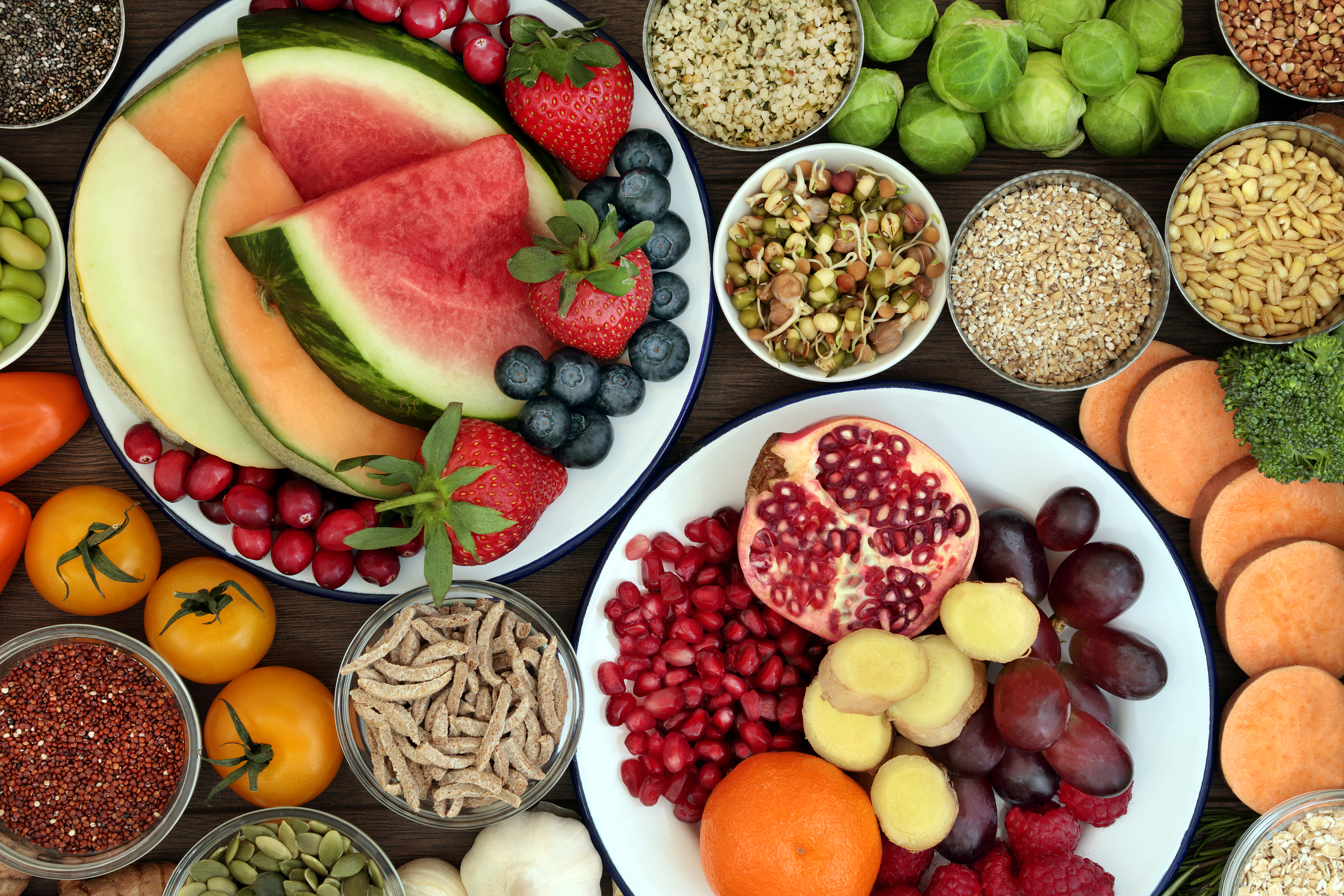 La realidad de los alimentos anticancerígenos