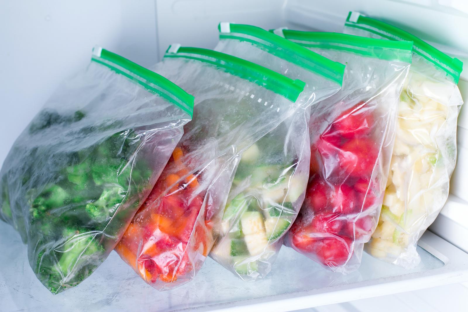 Lo que debes saber sobre los alimentos congelados