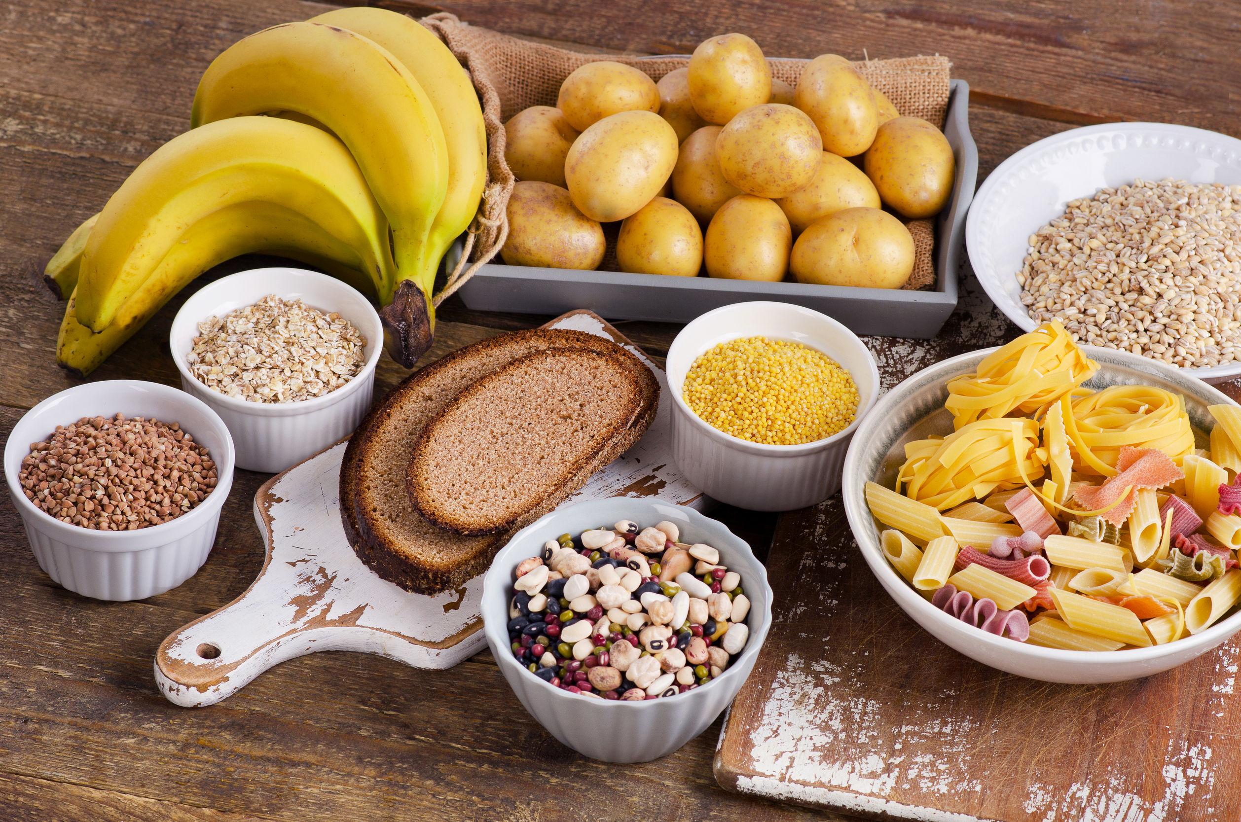 Cómo seleccionar los carbohidratos que debes privilegiar en tu dieta