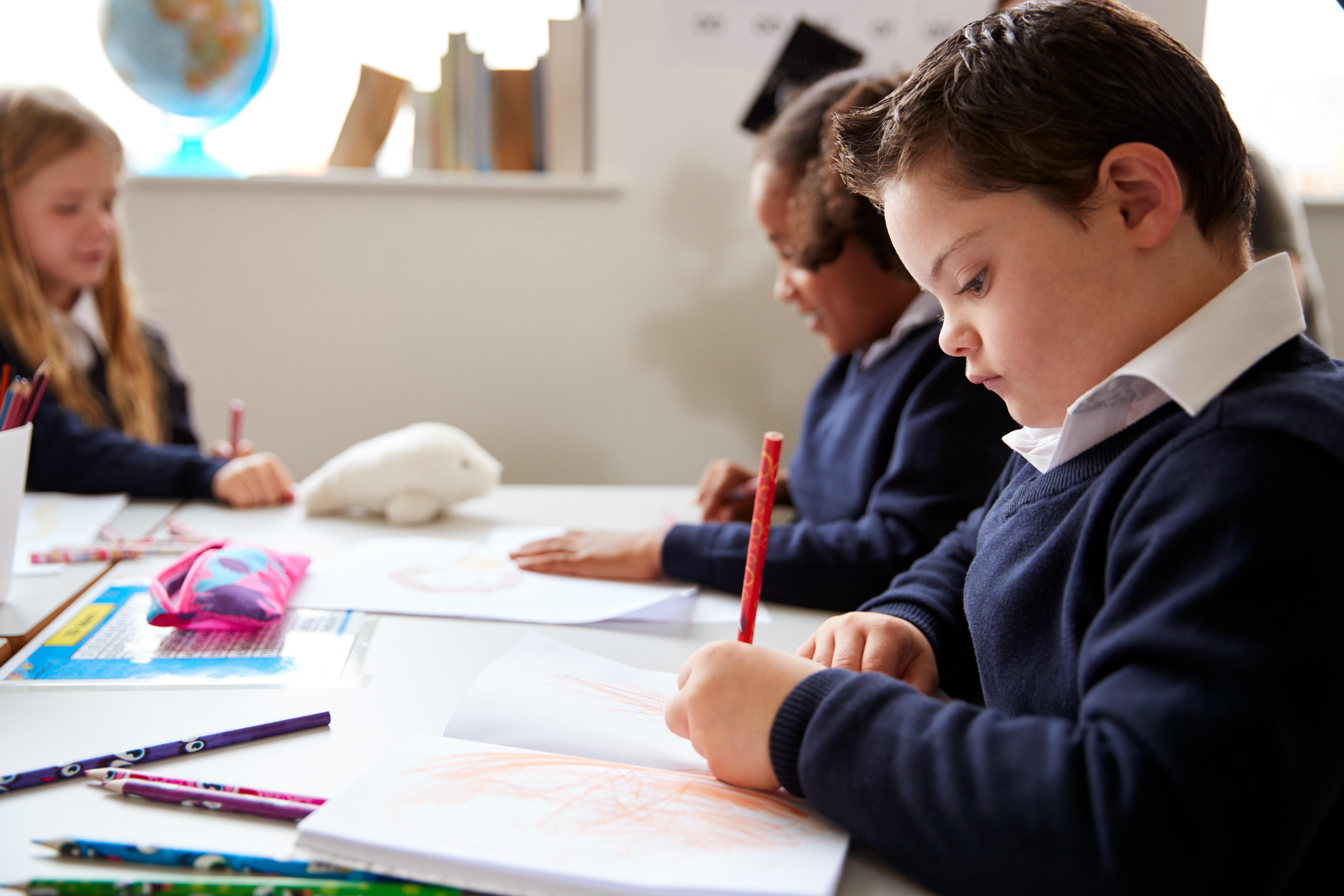 Sobrepeso y obesidad infantil, y su influencia en el rendimiento escolar
