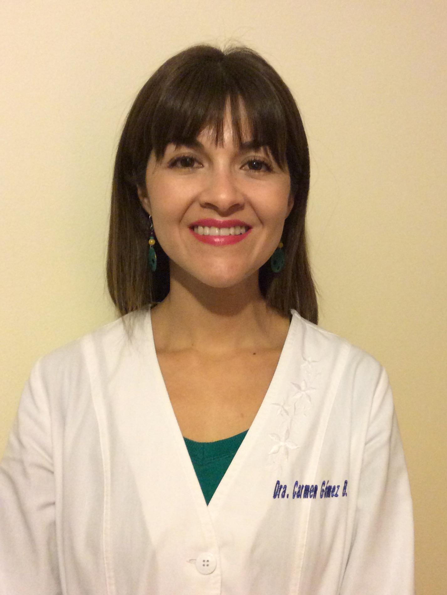 Dra. Carmen Gloria Gómez Barrios