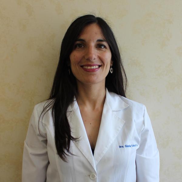 Dra. Gianella Caiozzi Apablaza