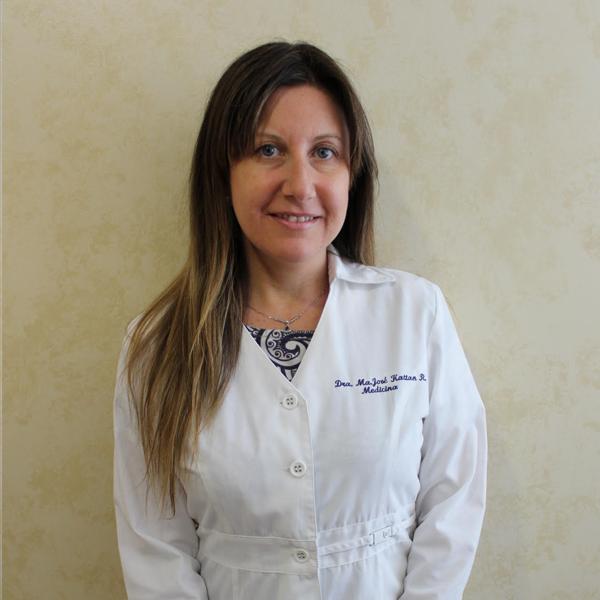 Dra. Maria José Kattan Rosselot
